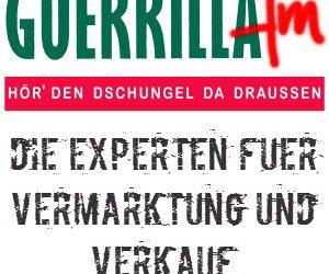 Danke! Mehr als 267.138 Downloads von GuerrillaFM