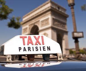 Paris im Stau, 30 Grad und ein wundersamer Taxifahrer