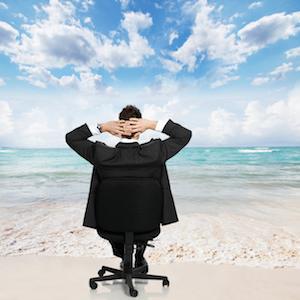Arbeit wie Urlaub