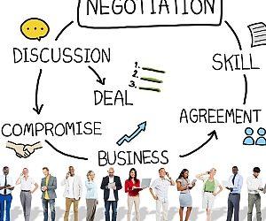 Verhandeln kann man lernen