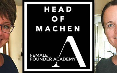 GFM Folge 461 – Petra on Tour – Female Founder Academy