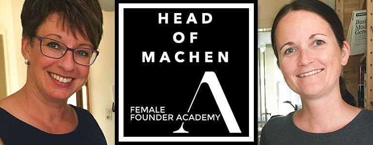 Für Gründerrinnen - die Female Founder Academy